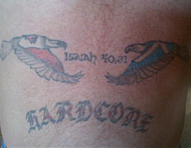 toms tattoo